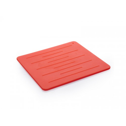 Silicone Trivet - Red