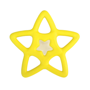 Cookie Cutter Yellow Star
